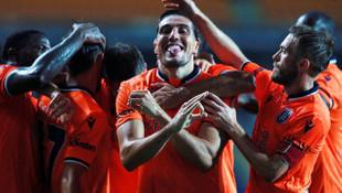 Başakşehir liderliğini sürdürdü! Başakşehir-Denizlispor: 2-0
