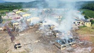 Sakarya'daki patlamayla ilgili iş güvenliği uzmanının ifadesi ortaya çıktı