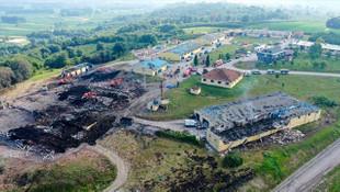 Sakarya'da patlamada ölen işçinin ailesine 1.8 milyon TL'lik dava!