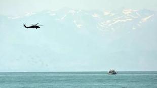 Van'da günlerdir aranan teknenin yeri tespit edildi
