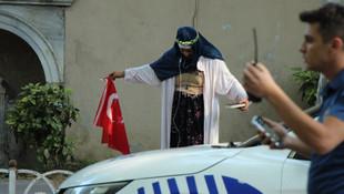 İstanbul'da ''şüpheli kadın'' alarmı!