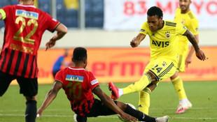 Fenerbahçeli yıldız Jailson ayrılığı kafasına koydu