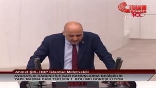 AK Partili Turan'a şok sözler: ''Sesini kes, ne kadar çenesiz adammışsın''