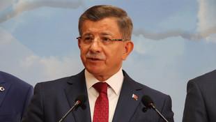 Davutoğlu'ndan olay açıklama: Bu çeteye de direniriz
