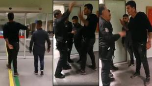 Polislere kafa tutan şehir eşkiyalarının cezası belli oldu