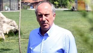 Muharrem İnce'ye gazeteciye hakaretten para cezası