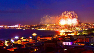 Bakırköy'de havai fişek gösterileri yasaklandı