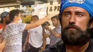 Survivor Yasin Obuz'la selfie çektirmek isteyenler kuyruğa girdi!