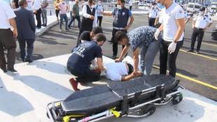 İstanbul'da dehşet: Dövüp otomobilden attılar!