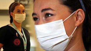 Koronavirüsü yenen hemşirenin gözyaşları... O görüntülere isyan etti