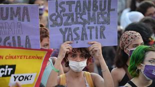 Kadınlardan İstanbul Sözleşmesi için yeni eylem