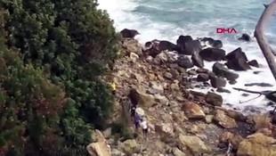 Mersin'de denize giren kadının cesedi Antalya'dan çıktı