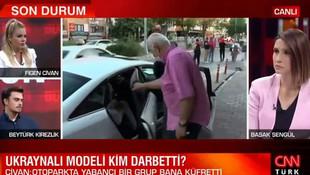 Ukraynalı modele darp olayında görgü tanıklarından şok ifadeler