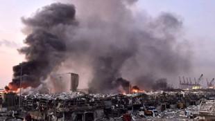 Beyrut Limanı'ndaki patlama sonrası Lübnan'da hükümet istifa etti