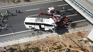 İstanbul'daki otobüs kazasında ilk rapor ortaya çıktı