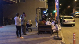 Iğdır'da korkutan deprem