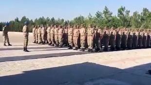 Komandoların unutulmaz Eren Bülbül yürüyüşü