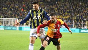 Fenerbahçe ve Galatasaray yine karşı karşıya