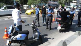 İstanbul trafiğinde büyük denetim