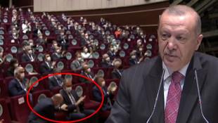Bakan Soylu, Erdoğan'ın o sözlerini ayakta alkışlattı