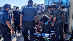 Kayseri Adliyesi'nde ortalık karıştı: 2 yaralı, 13 gözaltı