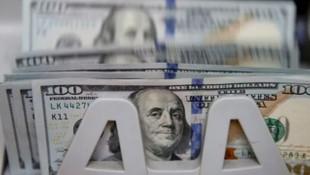 Yurt içi yerleşiklerin döviz mevduatı 6.6 milyar dolar artış gösterdi