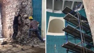 Bu da Galata Kulesi istifası: ''Projede imzamız yok''