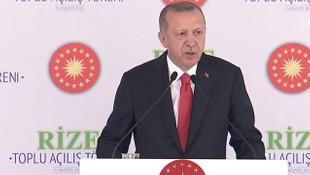 Cumhurbaşkanı Erdoğan: Haklarımızı sonuna kadar korumaya odaklandık
