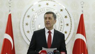 Milli Eğitim Bakanı Selçuk'tan ''21 Eylül'' açıklaması