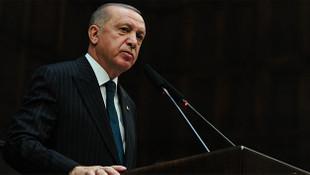 Cumhurbaşkanı Erdoğan'dan 17 Ağustos mesajı
