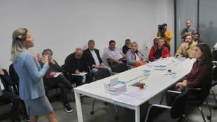 Sarıyer'de güvenli gıda için Beyaz Martı hijyen projesi
