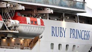 Avustralya koronavirüs yayan o gemi için özür diledi