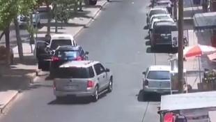Sokak ortasında film sahnelerini aratmayan saldırı: 1 ölü, 3 yaralı