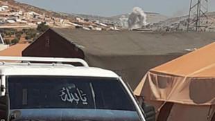 Rus uçakları İdlib'e bomba yağdırdı