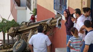 İstanbul'da bir faciadan dönüldü
