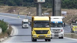 İstanbul'da hafriyat kamyonları tehlikesi! Sefer başı 10 TL alıyorlar
