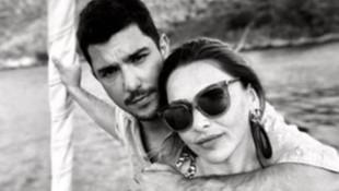 Hadise'den ilan-ı aşk paylaşımı
