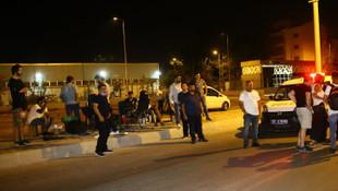 Gerçek sanılan dizi çekimine polis baskını!