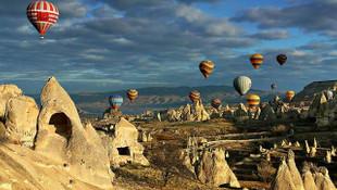 Bakan açıkladı: Sıcak hava balon uçuşları başlıyor
