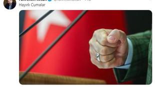Cumhurbaşkanlığı'ndan peşpeşe Erdoğan için imalı paylaşımlar