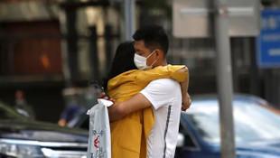 Çin'in başkenti Pekin'de maske takma zorunluluğu kaldırıldı