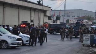 İstanbul'da hareketli saatler! Özel Harekat devreye girdi