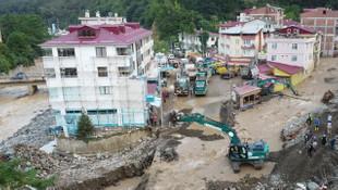 Bakanlardan Giresun'daki sel felaketiyle ilgili açıklama