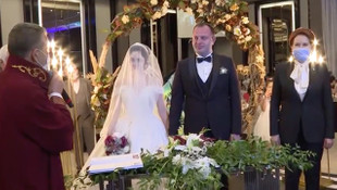 Akşener'in şahit olduğu nikahı kıyan memur görevden alındı