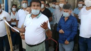 Mersin Büyükşehir Belediyesin'de grev kararı