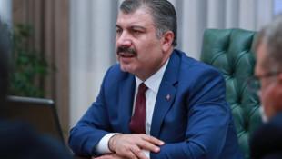 Sağlık Bakanı Koca'dan 6 ilin sağlık müdürüne talimat
