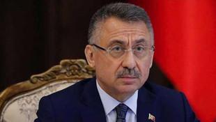 Cumhurbaşkanı Yardımcısı Oktay: Verilen cezayla adalet tecelli etti