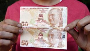ATM'den çektiği 50 TL'ye, 50 bin lira fiyat biçti!