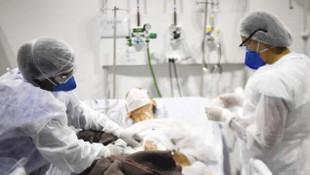 Son 24 saatte 984 kişi öldü! Koronavirüsün merkezinden son görüntüler