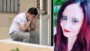 ''Düştü'' dediği sevgilisini öldürdüğü ortaya çıktı